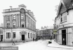 Newton Abbot, Lloyds Bank 1910
