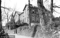 Newton Abbot, Newton College 1915