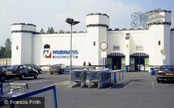 Normans, Trago Mills c.1995, Newton Abbot