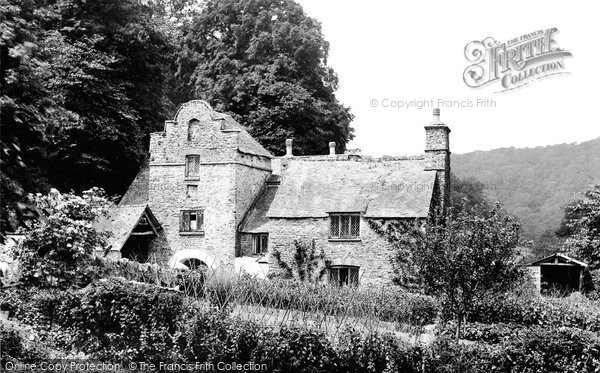 Newton Abbot,Ogwell Mill 1890,Devon