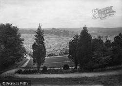 Newton Abbot, Powderham Road 1922