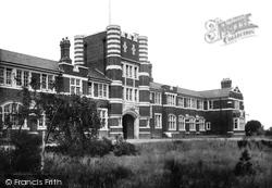 Newton Abbot, Seale-Hayne College 1918