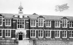 Seale-Hayne College 1918, Newton Abbot