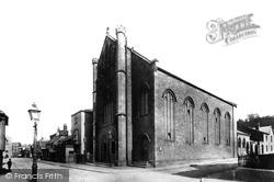 Newton Abbot, St Leonard's Church 1896