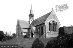 Newton Abbot, St Paul's Church 1890