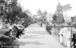 Newton Abbot, The Park 1915