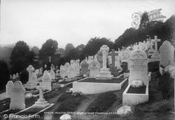 Newton Abbot, Walborough Cemetery 1901