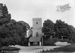 Newton Abbot, Wolborough Church 1922