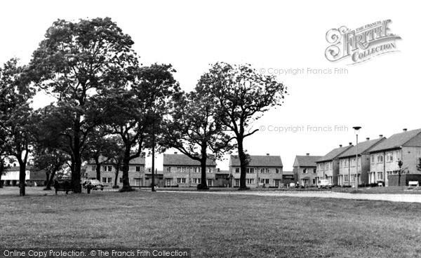 Photo of Newton Aycliffe, Clarence Corner c1955, ref. n70025