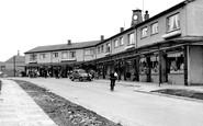 Newton Aycliffe, Neville Parade c1955