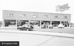 Newton Aycliffe, Town Centre c.1960
