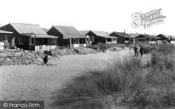 Newton, Beach Bungalows c.1950