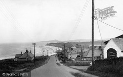 Newton-By-The-Sea, Approach To Beach c.1960