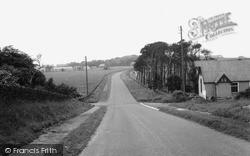 Newton-By-The-Sea, Beach Road c.1965
