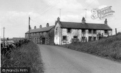 Newton-By-The-Sea, Farm Cottages c.1955