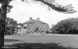 Newton-By-The-Sea, Newton Hall c.1955