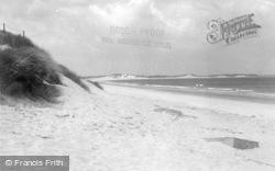 Newton-By-The-Sea, North Beach c.1955