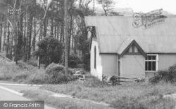 Newton-By-The-Sea, St Mary's Church c.1965