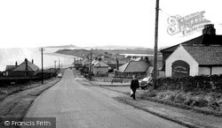 Newton-By-The-Sea, The Village c.1965