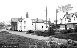 Newton-By-The-Sea, The Village Green c.1960