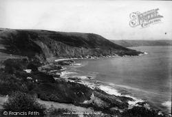 Newton Ferrers, Revelstoke Bay 1924