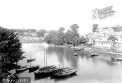 Newton Ferrers, River Yealm 1890