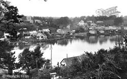 Newton Ferrers, River Yealm 1924