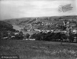 Newton Ferrers, River Yealm 1930