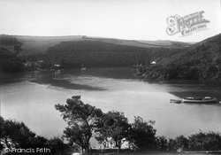 Newton Ferrers, The River Yealm 1924