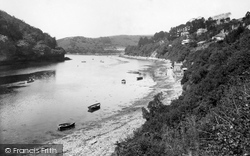 Newton Ferrers, The Yealm 1935