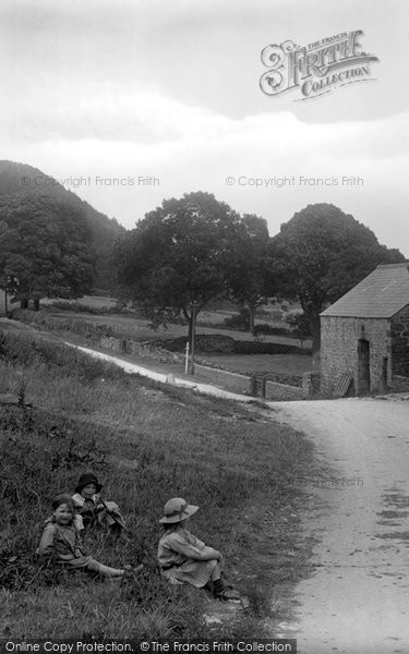 Photo of Newton In Bowland, Carefree Days 1922