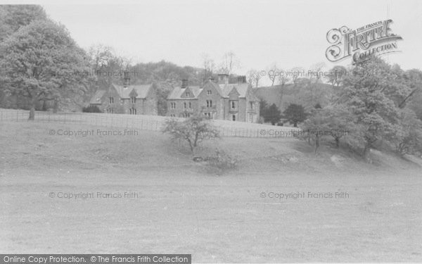 Photo of Newton In Bowland, Dunnow Hall c.1960
