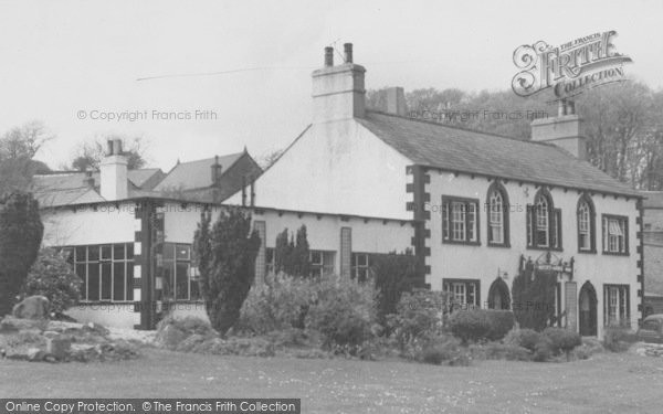 Photo of Newton In Bowland, The Parker Arms Hotel c.1960