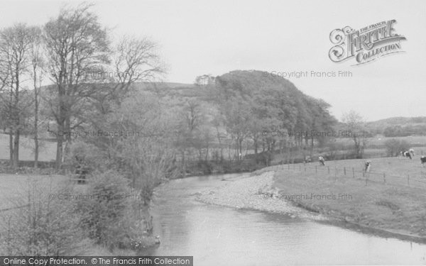 Photo of Newton In Bowland, The River Hodder c.1960