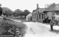Newton In Bowland, The Village 1921, Newton-In-Bowland