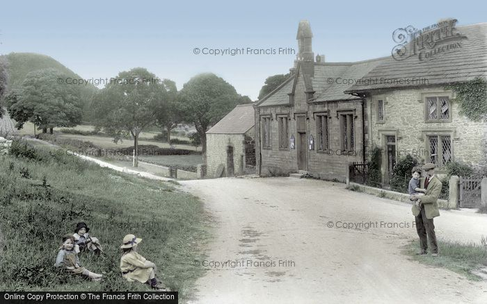 Photo of Newton In Bowland, The Village 1921