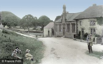 Newton in Bowland, the Village 1921