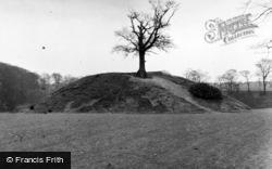 Newton-Le-Willows, Castle Hill c.1950