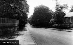 Newton-Le-Willows, Church Street c.1960