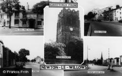 Newton-Le-Willows, Composite c.1965