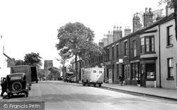 Newton-Le-Willows, High Street c.1955