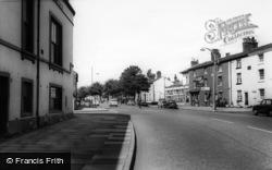 Newton-Le-Willows, High Street c.1960