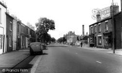 Newton-Le-Willows, High Street c.1965