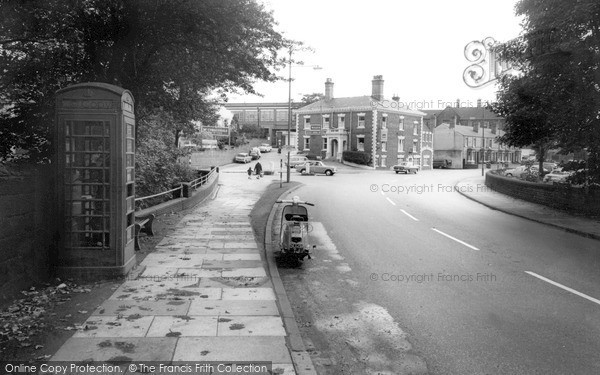 Newton Le Willows, Leigh Arms Corner c1965