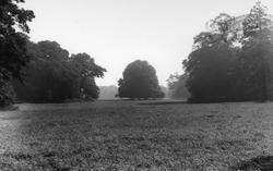 Newton On Ouse, Beningbrough Park c.1955, Newton-on-Ouse