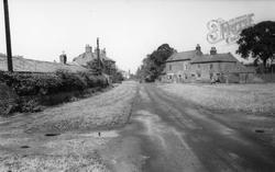 Newton On Ouse, Linton Corner c.1960, Newton-on-Ouse