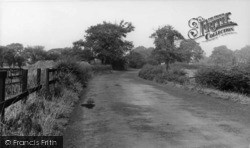Newton On Ouse, Linton Road c.1955