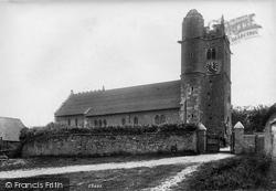 Newton Poppleford, St Luke's Church 1906