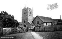 Newton Poppleford, St Luke's Church c.1965