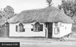 Newton Poppleford, Ye Olde Tolle House c.1950